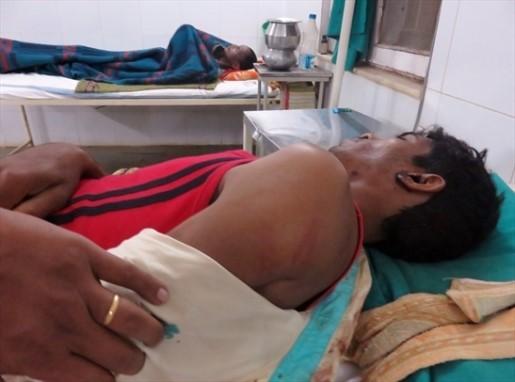 Useat kristityt loukkaantuivat hyökkäyksessä Chhattisgarhissa. Kuva: World Watch Monitor