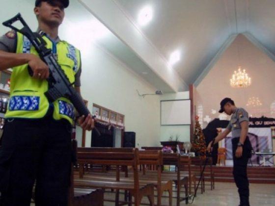 Pohjois-Sumatran naapuriprovinssissa Acehissa hyökättiin lokakuussa 2015 kirkkoihin. Kuva: Antara Photo via Jakarta Globe