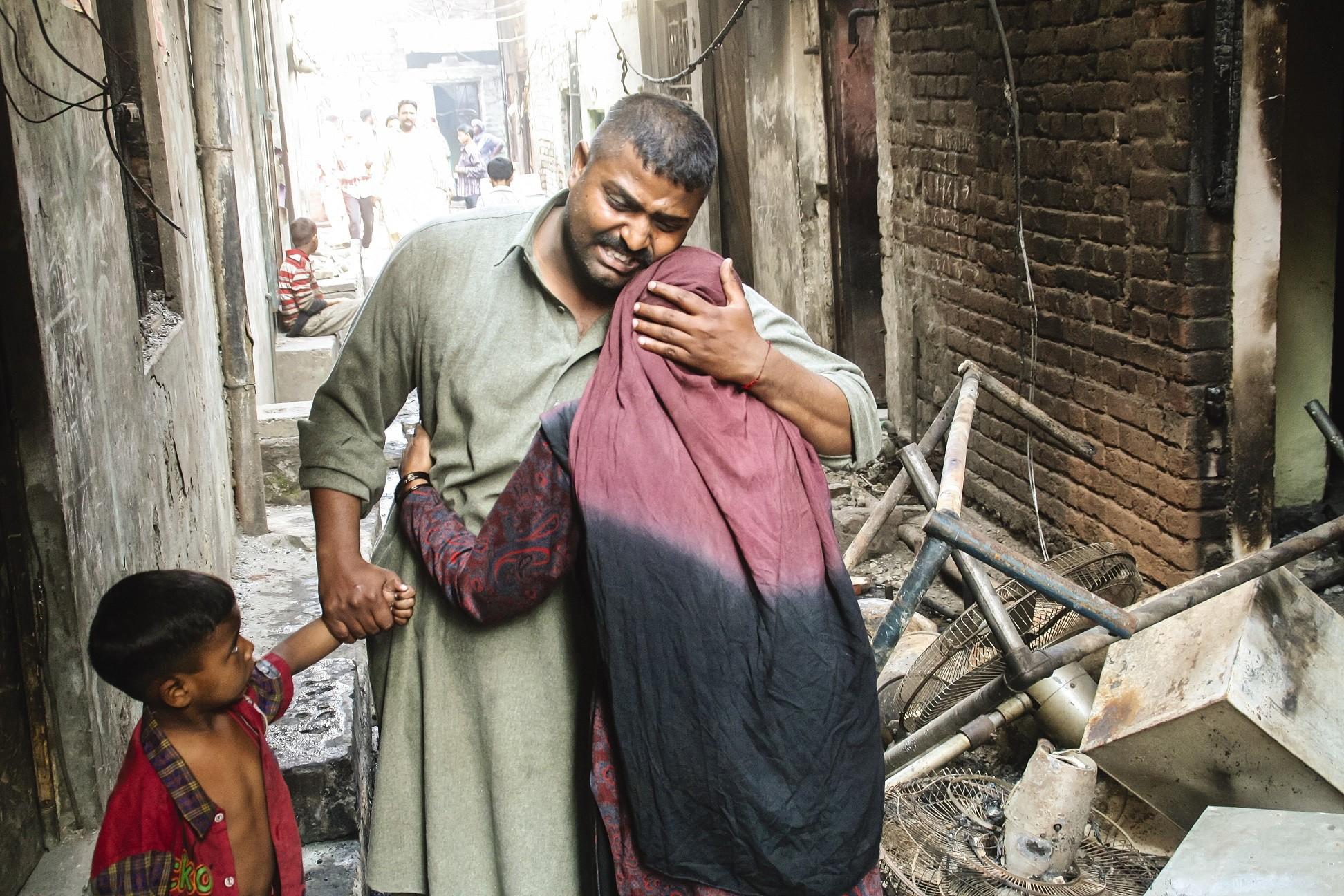 Maaliskuussa 2013 huhu jumalanpilkasta johti 175 kristityn kodin tuhoamiseen ja satojen kristittyjen pakenemiseen Lahoressa.