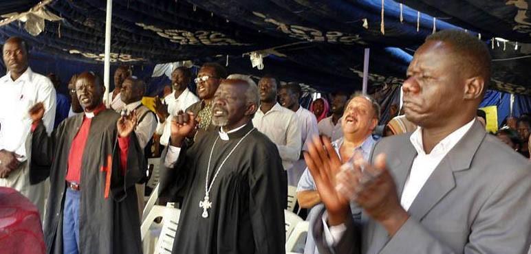 Bahri evangelical church. Kuva Morning Star News