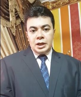 Mohamed Hegazy kuva Youtubesta
